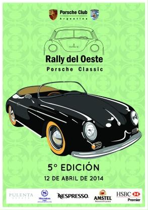 5° Edicion Rally del Oeste