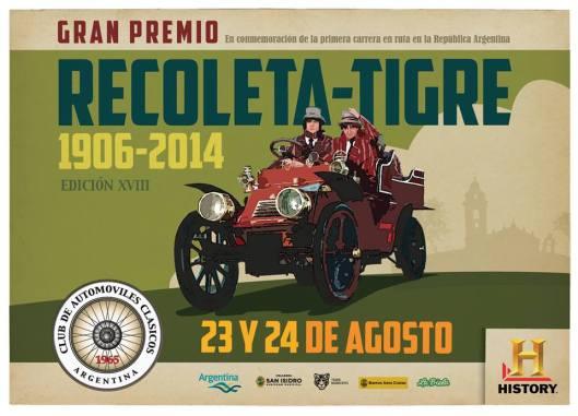 Recoleta Tigre